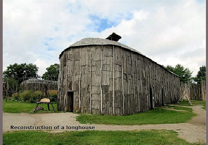 Re-Constructed Longhouse