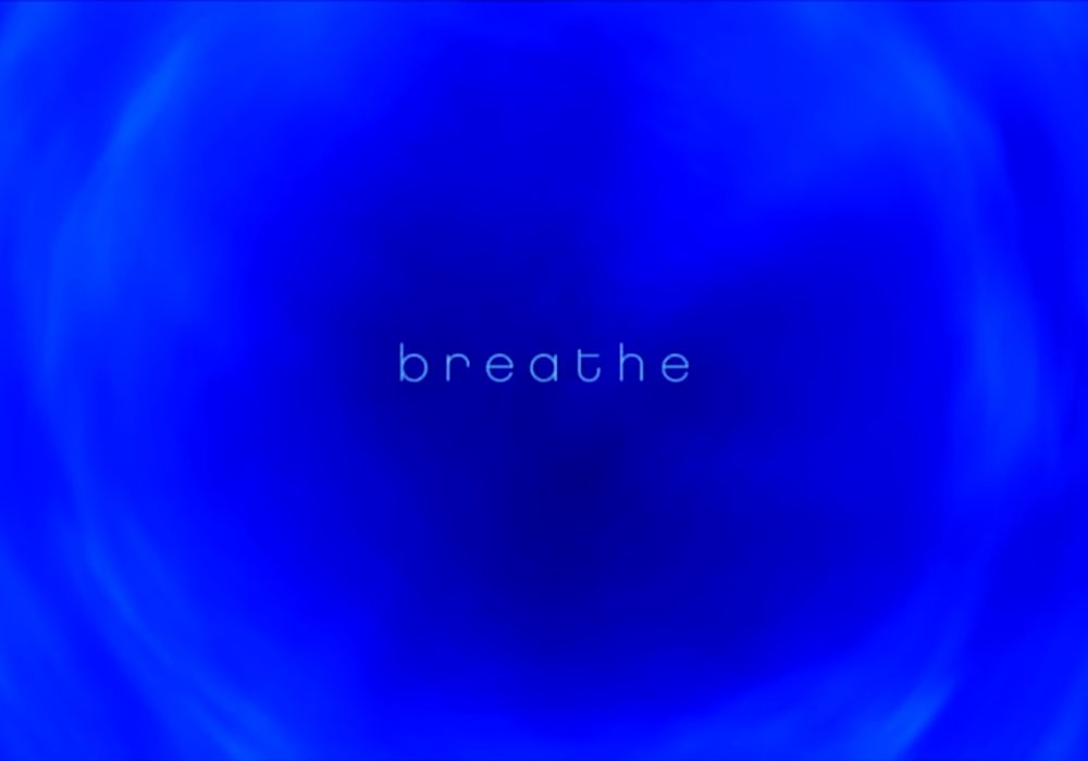 Breathing Video