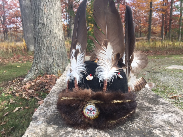 Chief Stacey Laforme's Bonnet
