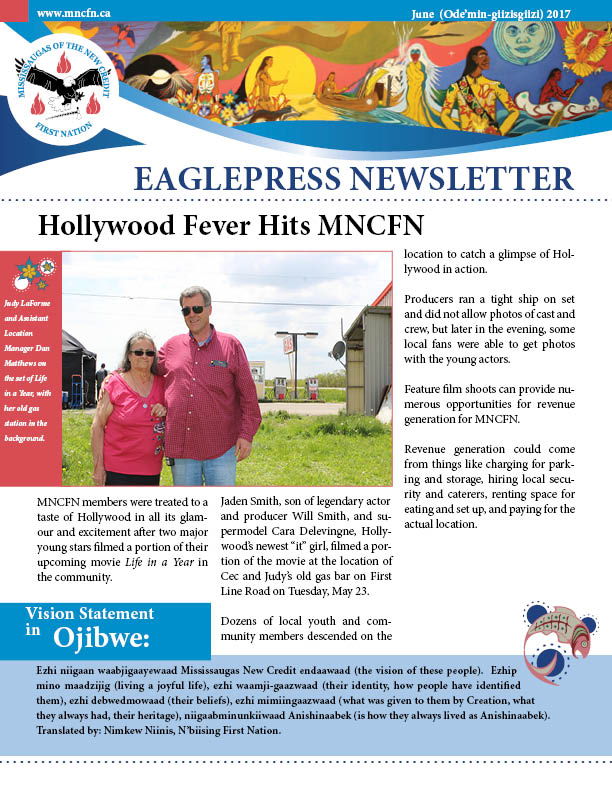 MNCFN Eaglepress June 2017 Cover
