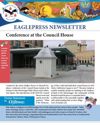 MNCFN Eaglepress Newsletter - December 2017