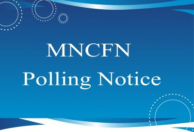MNCFN Polling Notice