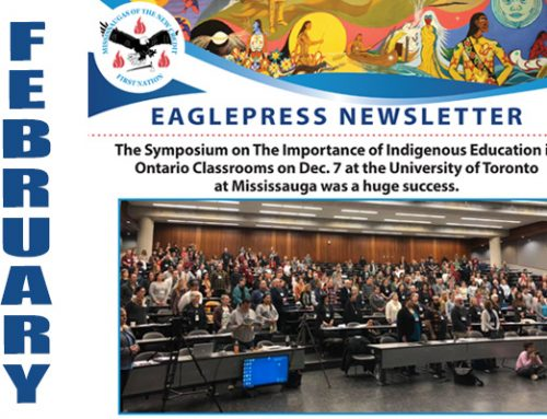 The February Edition of the Eaglepress is Out!