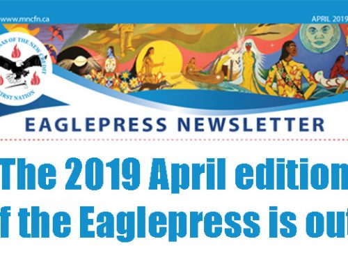 The 2019 April edition of the Eaglepress is Out!