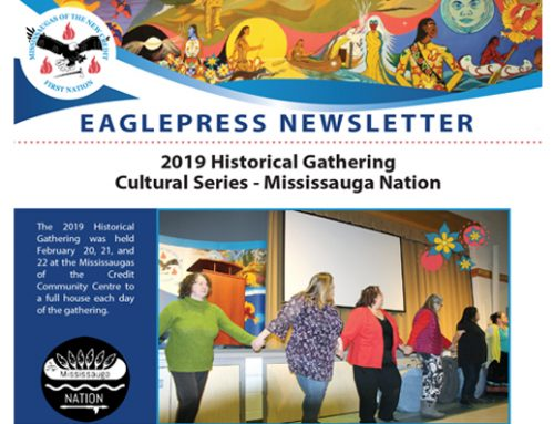 The 2019 March issue of the Eaglepress is Out!