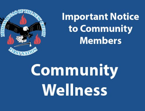 COMMUNITY WELLNESS UPDATE
