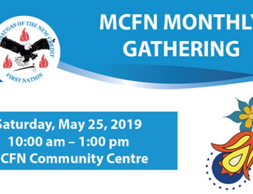MCFN May Monthly Gathering Agenda
