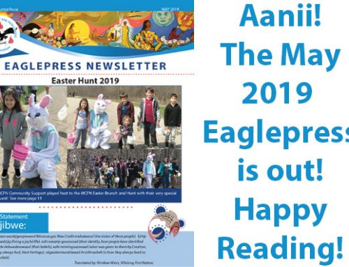 The May 2019 Eaglepress is Out!