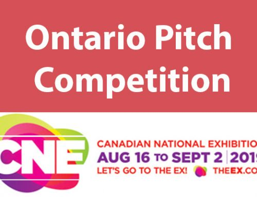 2019 CNE Pitch Competition