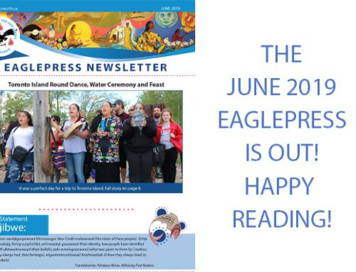The June 2019 Eaglepress is Out!