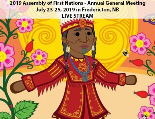 Assembly of First Nations – Annual General Meeting Live Stream