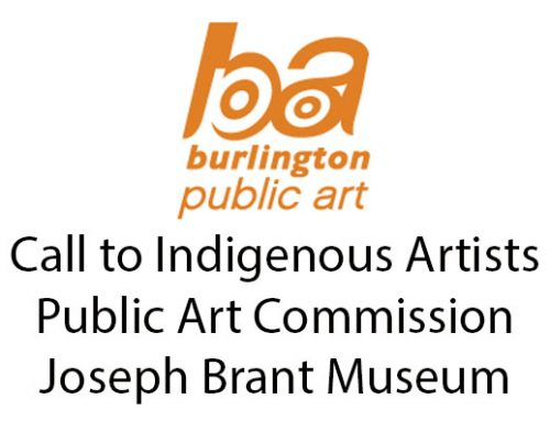 Call for Indigenous Artists – Public Art Commission