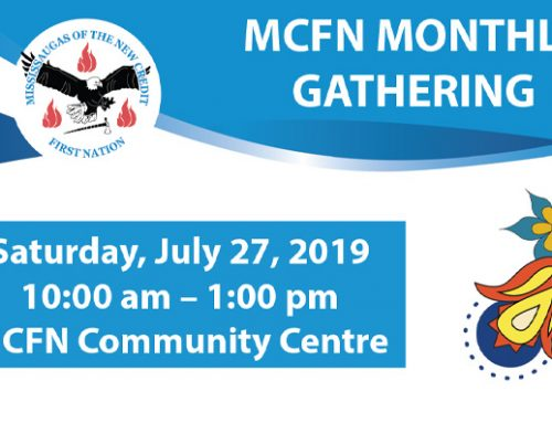 July 2019 Monthly Gathering Agenda