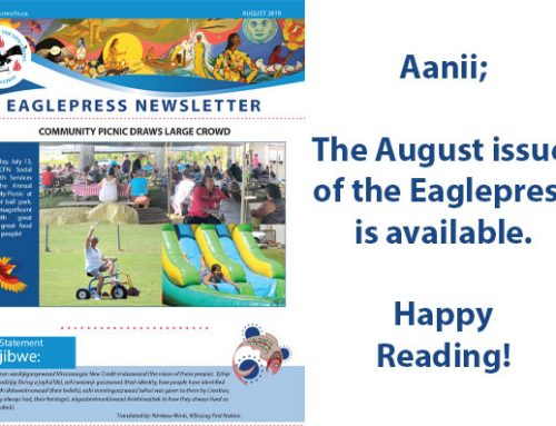 August 2019 Eaglepress is Out!