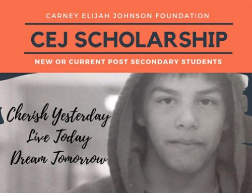 Carney Elijah Johnson Foundation CEJ Scholarship