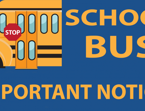 Important Notice – Update on Bus Routes