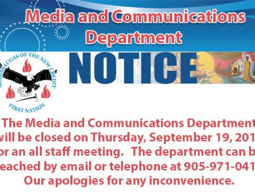Media and Communications Office Closure