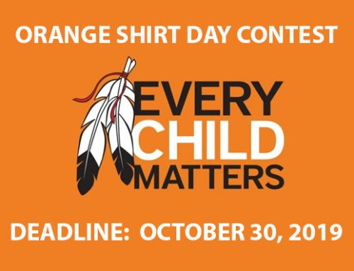 Orange Shirt Day Contest!