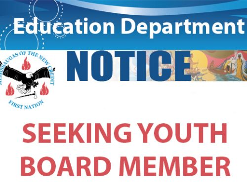 Education Board Seeking Youth Committee Member