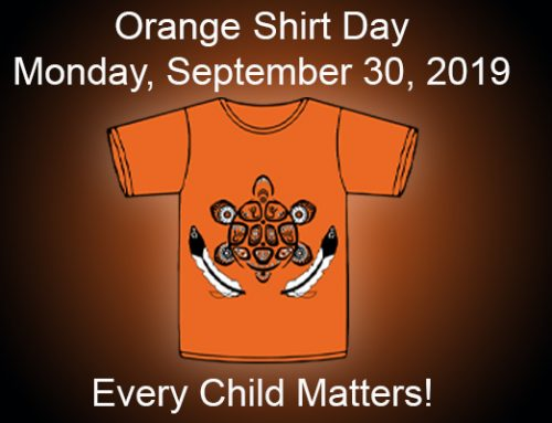 Origin of Orange Shirt Day