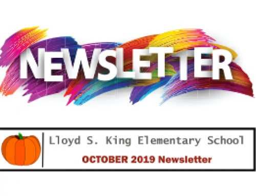 LSK October 2019 Newsletter