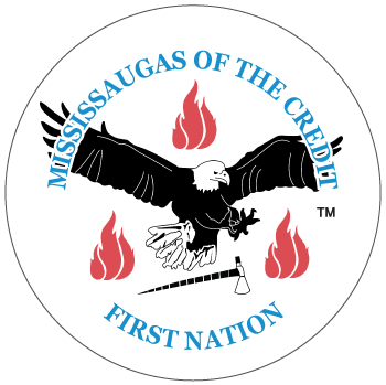 Mississaugas of the Credit First Nation Logo