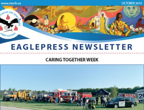 The October 2019 Edition of the Eagelpress is Out!