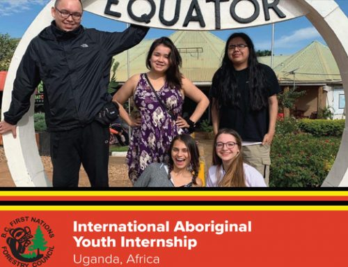 International Aboriginal Youth Internship