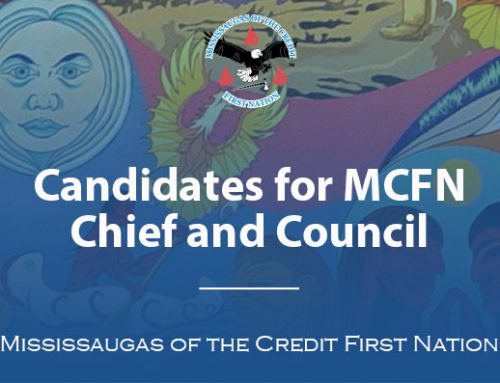 Candidates for MCFN Chief and Council