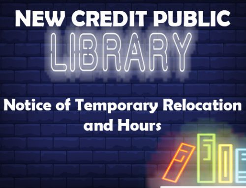 Notice of Temporary Location and Hours
