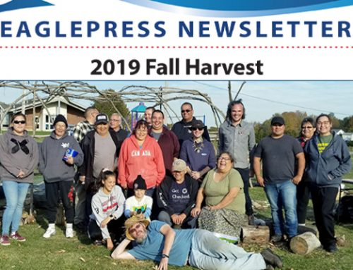 2019 November Issue of the Eaglepress is Out!