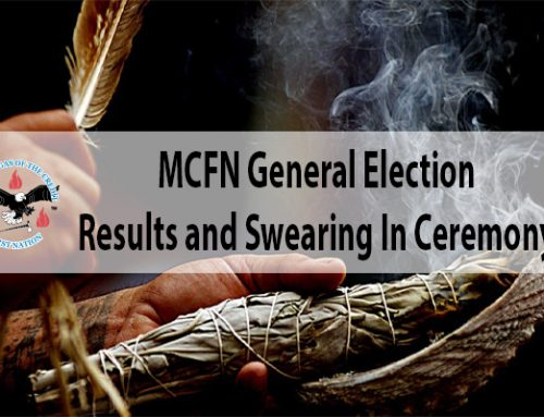 MCFN General Elections Results & Swearing in Ceremony