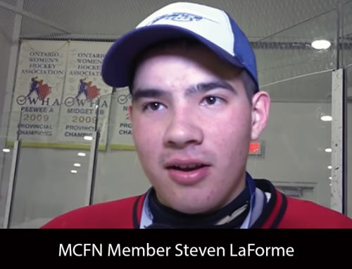 MCFN Member Steven LaForme Commits to Merrimack Men's Hockey