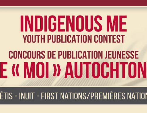 Indigenous Me Youth Publication Contest