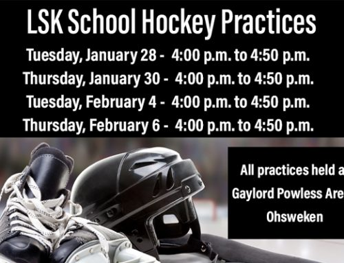 LSK School Hockey Practices