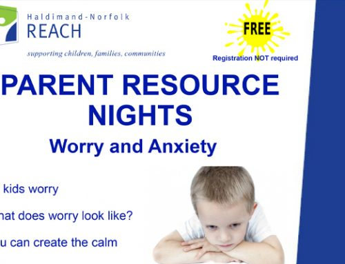 Parent Resource Nights