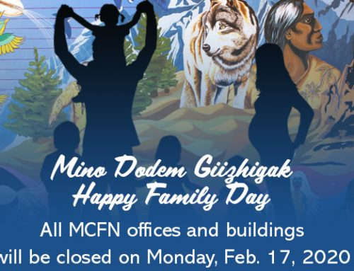 Family Day Holiday Closure
