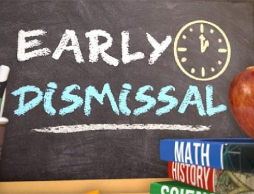 LSK Early Dismissal Feb. 14, 2020