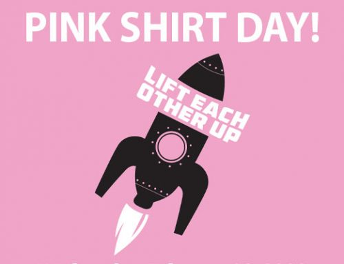 Feb. 26 is Pink Shirt Day