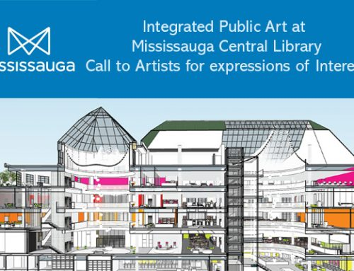 Call to Artists for Expressions of Interest – Mississauga Central Library