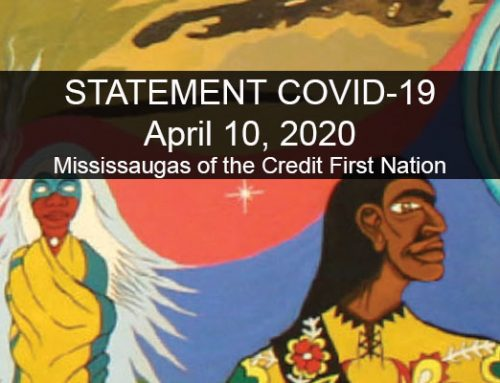 Statement from the Mississaugas of the Credit First Nation on COVID-19