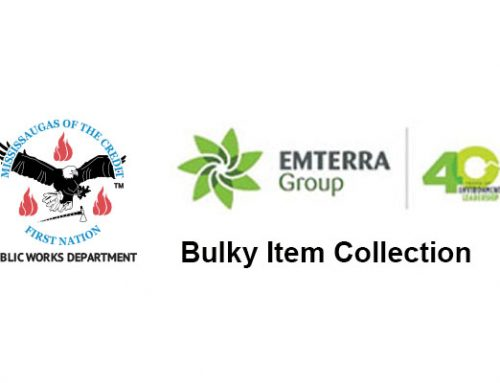 Bulky Item Collection Notice