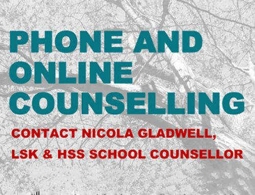 Phone and Online Counselling