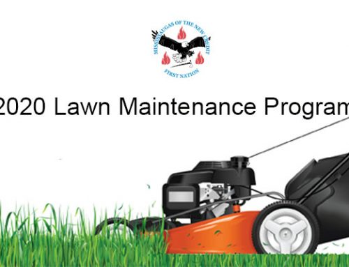 REMINDER:  Deadline for Lawn Maintenance Program June 12