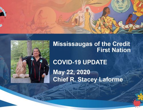 May 22, 2020 MCFN COVID-19 Statement