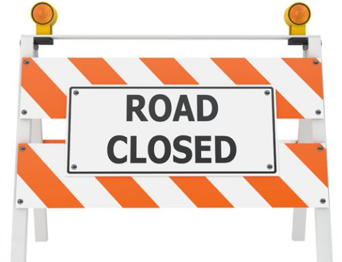 Notice of Road Closure – Mississauga Road