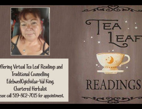 Tea Leaf Reading and Chartered Herbalist/Counselling