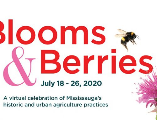 Museums of Mississauga Kicks Off its First Virtual Event, Blooms and Berries