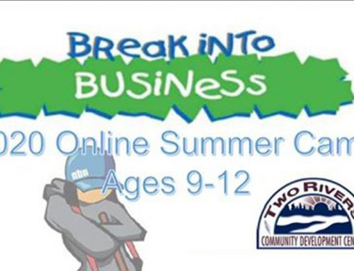 Break Into Business Camp Ages 9 – 12