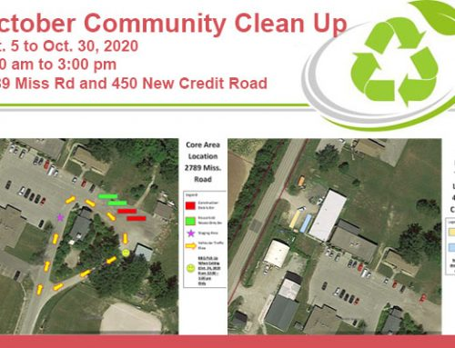 2020 Community Clean Up